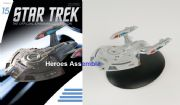 Star Trek Official Starships Collection #015 USS Equinox NCC-72381 Eaglemoss